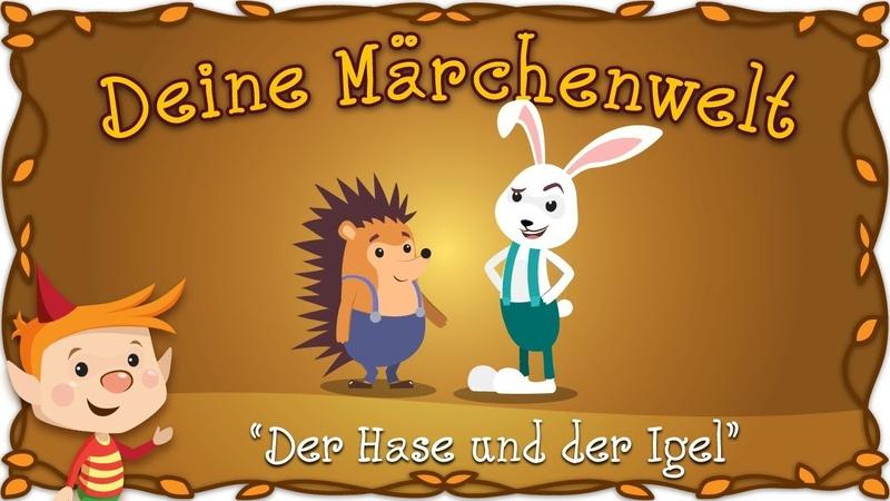 Der Hase und der Igel Märchen und Geschichten für Kinder Brüder Grimm Deine Märchenwelt