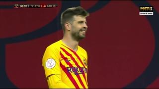 Season 2020/2021. Athletic Bilbao - FC Barcelona