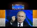 Путин выступил перед ФС: Медведева в отставку, Конституцию менять. Обрезание будущего президента РФ