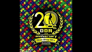 DanceDanceRevolution 20th Anniversary Non Stop Mix [Mixed by DJ KOO]