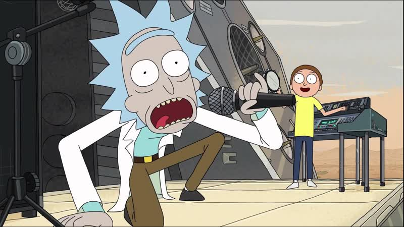 Deep House presents Rick and Morty - Get Schwifty (Original Mix)