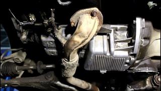 Ремонт двигателя A15SMS на Chevrolet Lanos Шевроле Ланос 2006 года  6часть