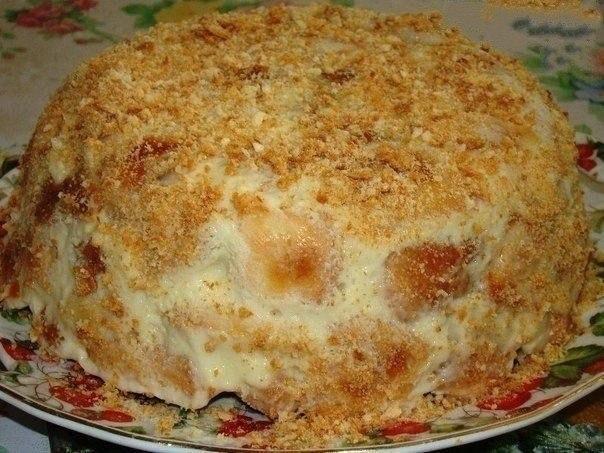 "Торт ""Ватерлоо"""