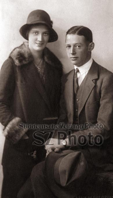 Помолвочные фото Ирины Греческой и Кристиана Липпе-Шаумбургского