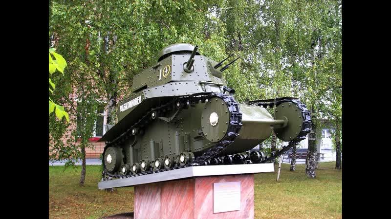 Как менялась башня танка_ Главное о танках.История оружия.