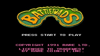 Battletoads. NES No Damage Walkthrough / Прохождение без урона