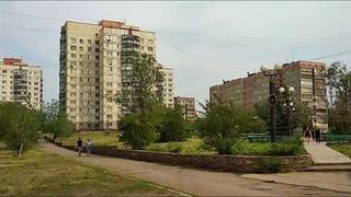 Магнитогорск, прогулка по Орджоникидзевскому району правого берега ()