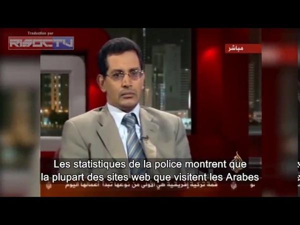 Les Arabes sont arriérés et pas adaptés à la civilisation