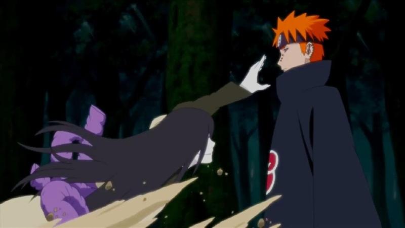 Pain Vs Orochimaru Full Fight English Dubbed