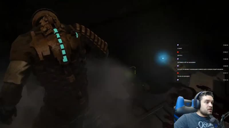 Багнутое караоке Dead Space 3