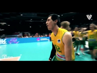 The best of nehemiah mote. volleyball nations league 2018 ᴴᴰ