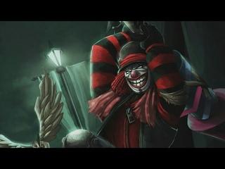 Катка за Джокера или Joker ( Smiley Face or Smile ) в Identity V