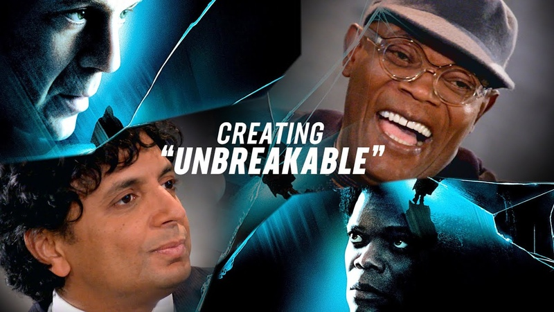 "An Oral History of Unbreakable"" M Night Shyamalan and Samuel L Jackson on Making the Movie"