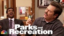 Ron Swanson Pulls Out His Tooth Parks and Recreation