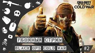 Call of Duty Black Ops Cold War - УБОЙНЫЙ СТРИМ   146 LEGION