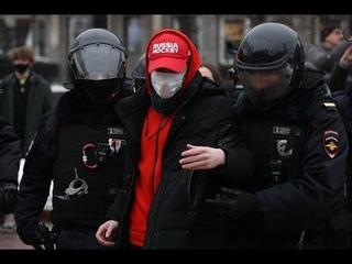 Почему левые должны поддержать власть в противостоянии с провокаторами Навального