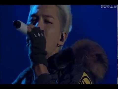 BIGBANG Alpha concert in Seoul 2013 A Fool Of Tears