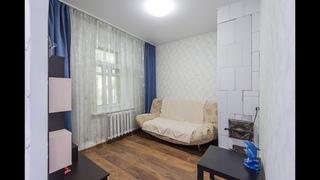 Уютная двухуровневая квартира находится в самом центре Москвы
