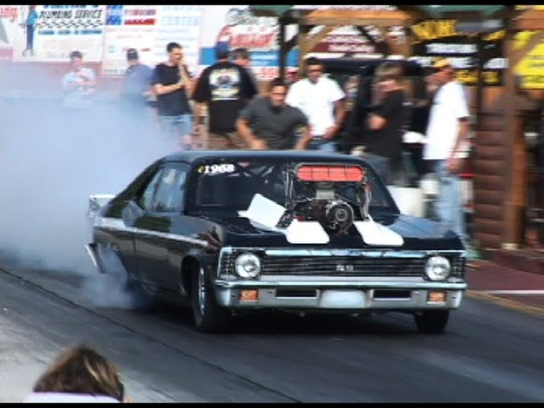 ORP July Shootout 2009 Pro Mods Pro Street Outlaw 10.5 and More UHV Classics