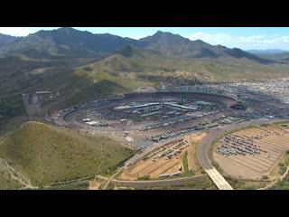 Chopper Camera - Phoenix - Round 04 - 2020 NASCAR Cup Series