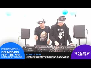 Filthy Habits THE DRUM & BASS AWARDS & ROUGH TEMPO 2020