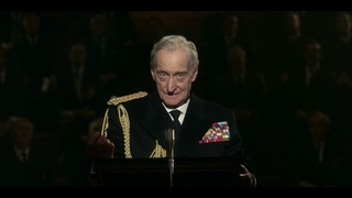 """The Crown - Lord Mountbatten sings """"The Road to Mandalay"""" by Rudyard Kipling - S03E05"""
