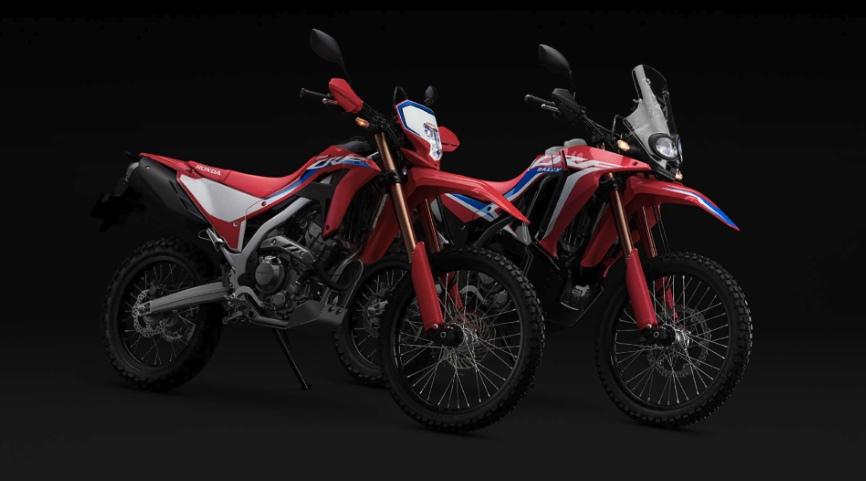 Эндуро Honda CRF250L / CRF250L Rally 2021