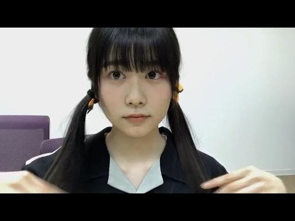 丹生 明里(日向坂46)(2019年10月09日19時01分50秒~) hinatazaka46_AKARI_NIBU