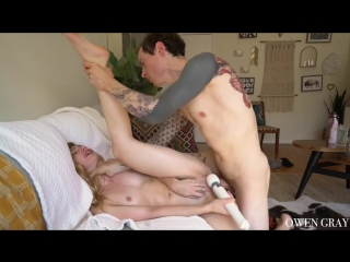 Ivy Wolfe Owen Grey - Intense and Passionate Sex [All Sex, Hardcore, Blowjob, Gonzo]