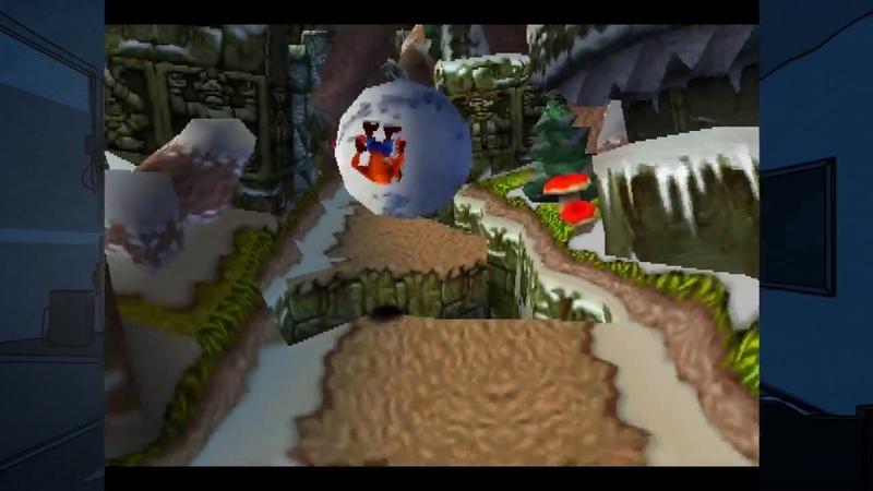Crash Bandicoot 2: Cortex Strikes Back 100% 3