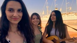Trio Mandili in Corsica - Bella Ciao