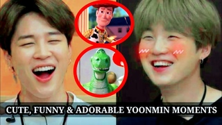 Yoonmin Soft | Sg: Jimin is the best 💕 Cute, Funny & Adorable Yoonmin Moments 🐱💛🐥