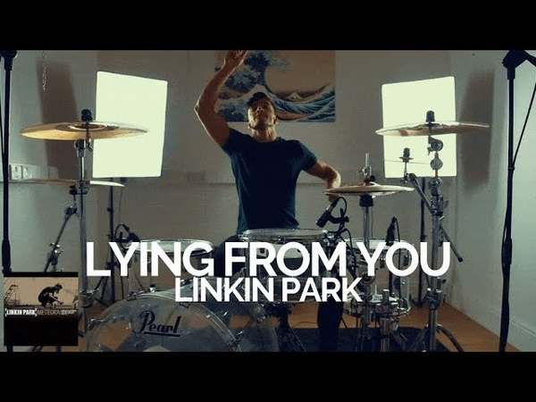 Lying From You Linkin Park Drum Cover