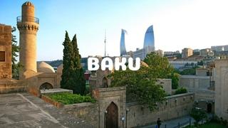 Прекрасный и изумительный город Баку