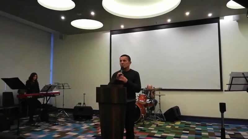 Церковь Вефиль г.Санкт - Петербург 08.12.2019.Призыв к покаянию.