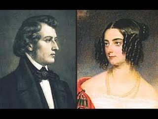 Жорж Санд и Фридерик Шопен / George Sand & Frederic Chopin. Гении и злодеи