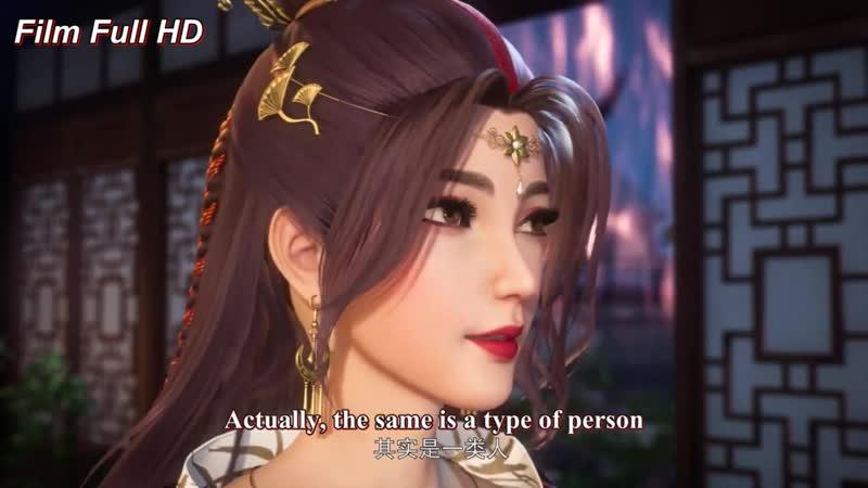 Озвучка от чайника 02 3д китайское аниме чота про владыку дубль2