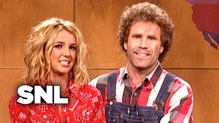 Weekend Update: Will Ferrell and Britney Spears on Giving Up Show Business - SNL