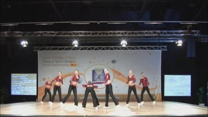 FISAF World Championship 2017 - RheAxion Big Booty Hard(t) Team