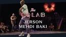 Jerson 🌸 Mehdi Baki Tour 1 The Colab 2018
