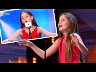 She Don't Speak Italian.A Little Girl Opera Singer .Win Most Of International Programs