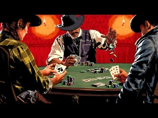 Redemtion 2/RDR2 Прохождение Серия №4: Симулятор покера.