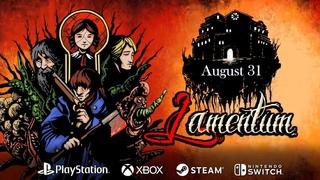 Lamentum Release Date Announcement Trailer