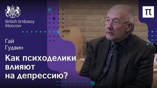 Психоделики в психиатрии — Гай Гудвин / ПостНаука