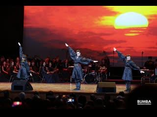 Калмыцкий танец Игоря Моисеева