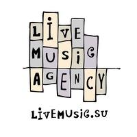 Логотип Live Music Agency (ЛМА)
