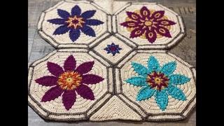 FIESTA CAL part 5 - Mosaic Crochet Tutorial