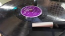 "Jerry ""Boogie"" McCain - Wine-o-wine 78 RPM on my Philips UFO 303 portable turntable"