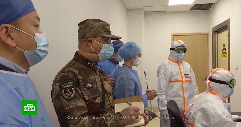 В Китае вводят смертную казнь за преднамеренное заражение коронавирусом