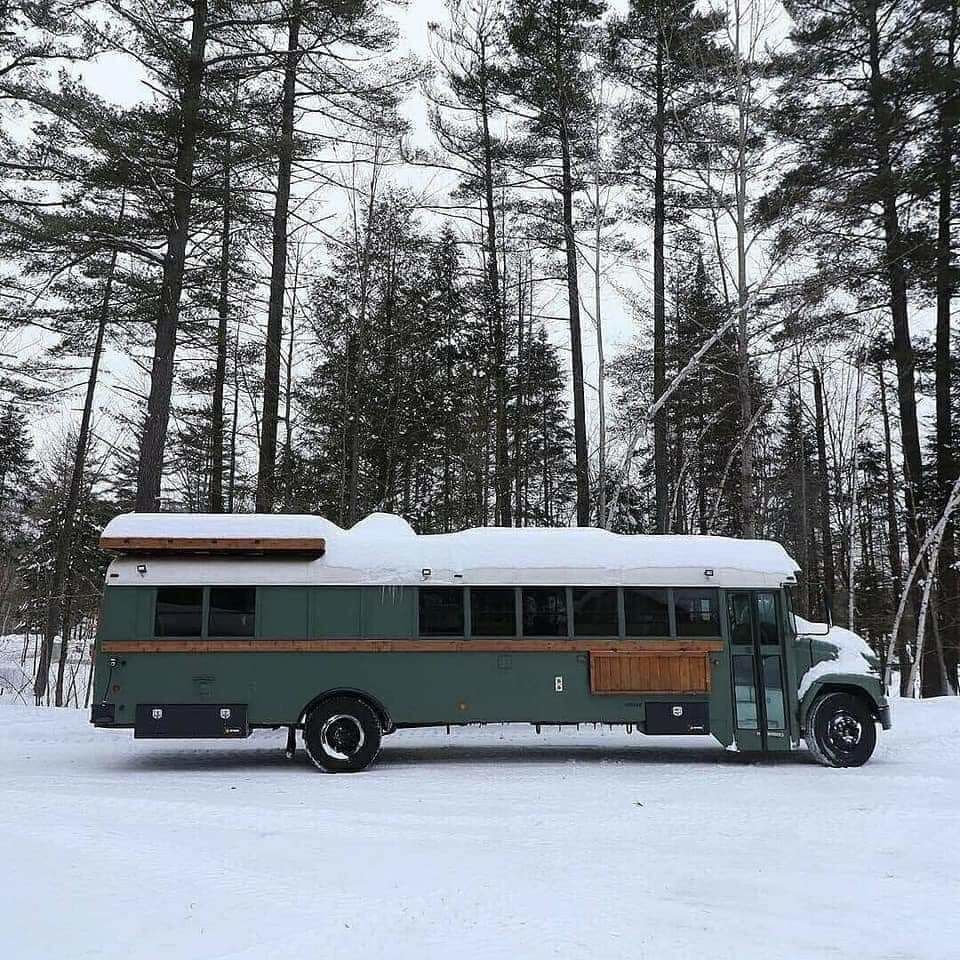 Автобус для путешествия
